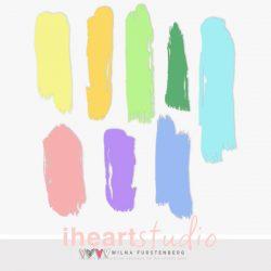 iHStudio_Paint_strokes_Cut_files