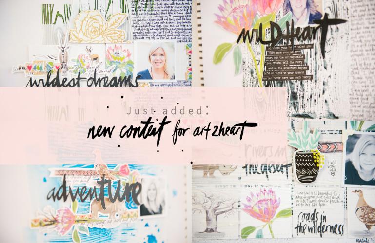New Art2Heart Content
