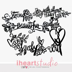 iHeartStudio_Lovely_Words