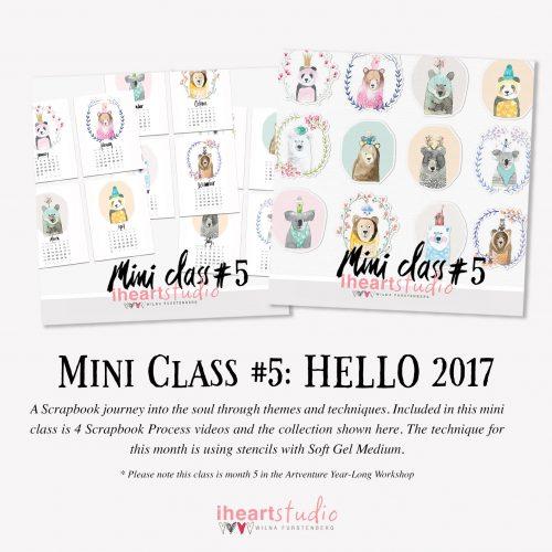Mini class 5