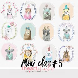 iHeartStudio_MiniClass_5_Dear2017_Bears