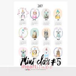 iHeartStudio_MiniClass_5_Dear2017_Calendar
