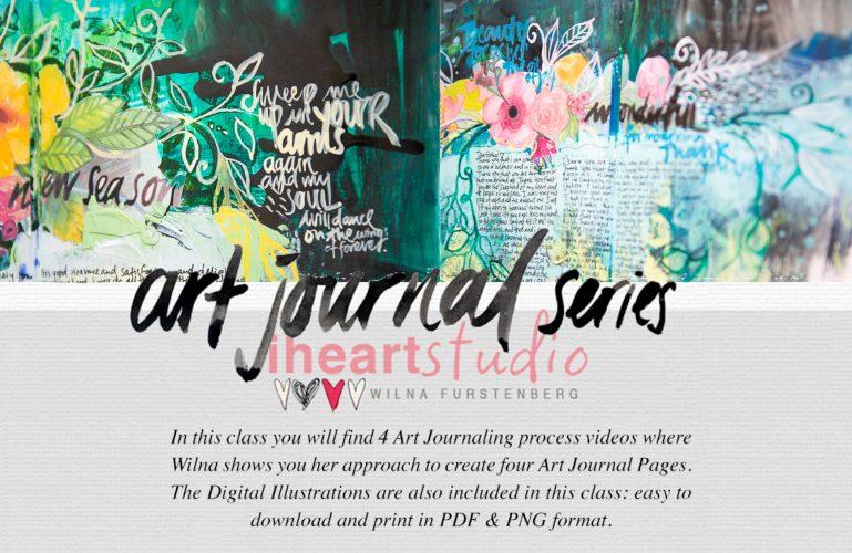 Art Journal series 1 #2